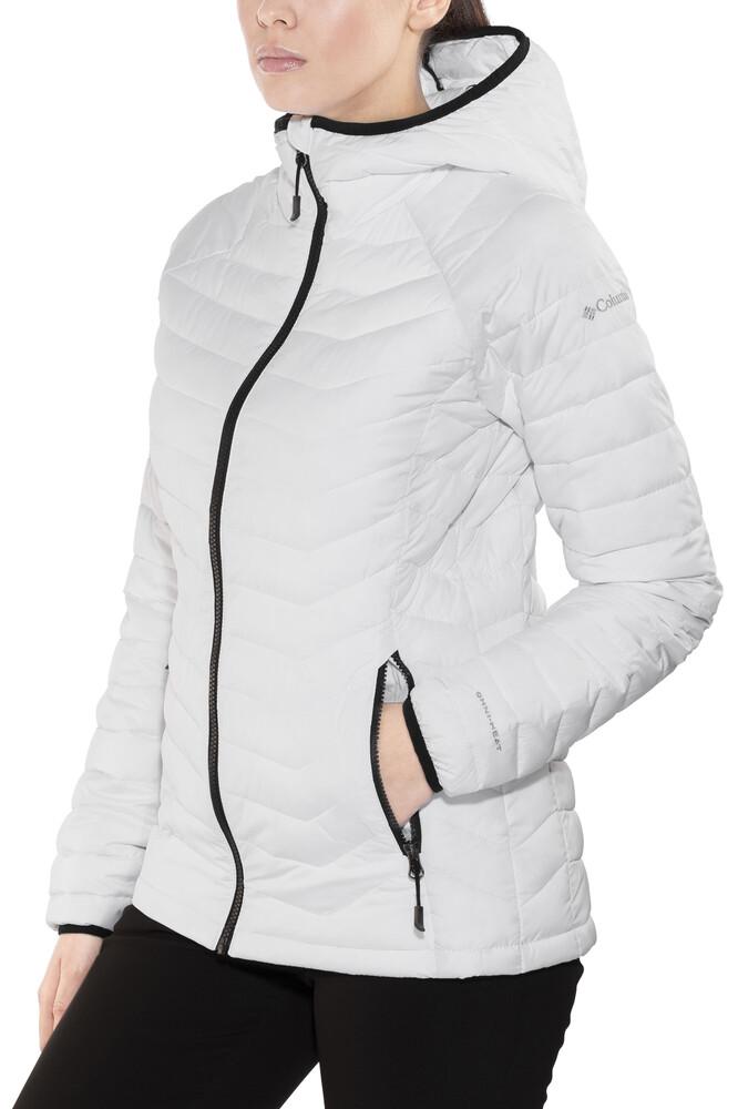 Veste columbia femme blanche